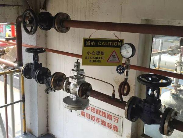 蒸汽减压阀的选用和安装要点(图1)